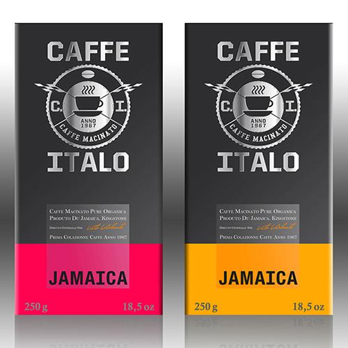 naming logo brand CAFFE ITALO COFFEE