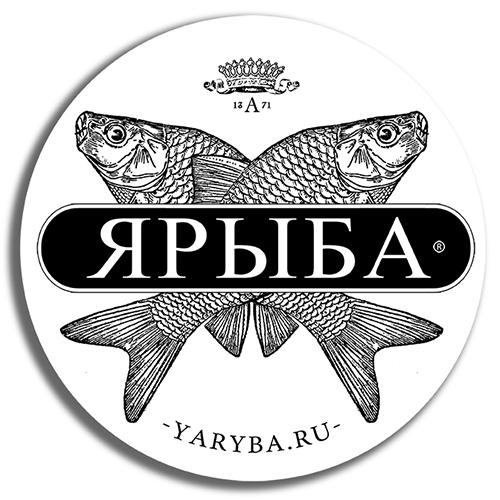naming, brand logo ЯРЫБА