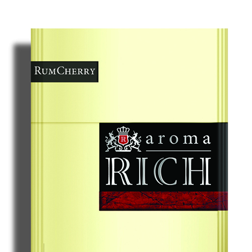 brand logo package RICH cigarettes