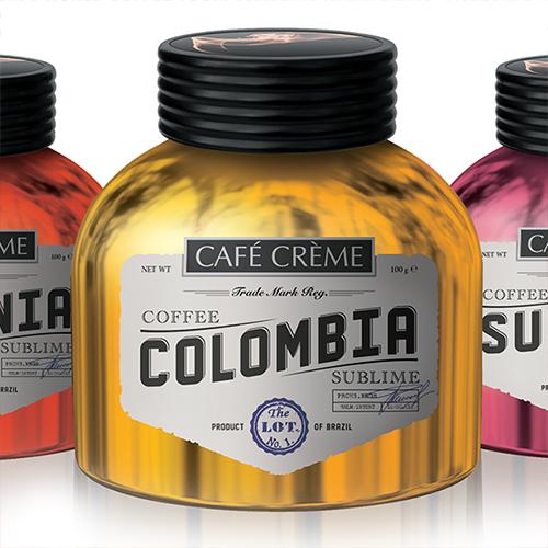 brand logo CAFE CREME