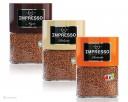 IMPRESSO coffe brand logo