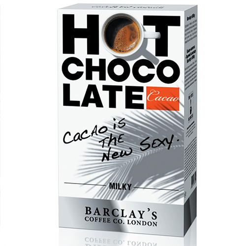 BARCLAY'S hot chocolate bestinspace